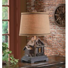 Homestead Table Lamp