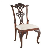 CABRIOLE SIDE CHAIR