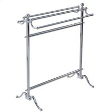Essentials Traditional, Freestanding Double Towel Holder