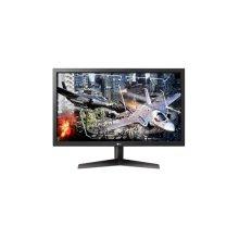 LG 24GL65B-B 24 inch UltraGear Full HD Gaming Monitor with Radeon FreeSync