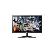 LG 24GL65B-B 24 inch UltraGear Full HD Gaming Monitor with Radeon FreeSync