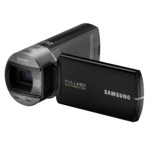 Q10 SwitchGrip Compact Full HD Camcorder (Black)