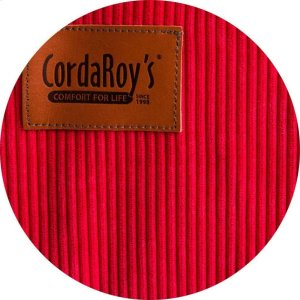 Full Cover - Corduroy - Red Product Image