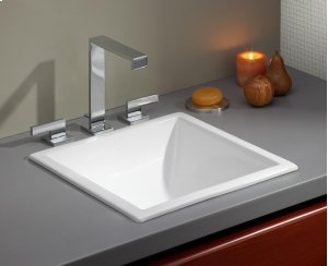 SQUARE Drop-in/Undermount Sink Product Image