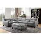 6640 Malibu Armless Chair 177027 Grey Product Image
