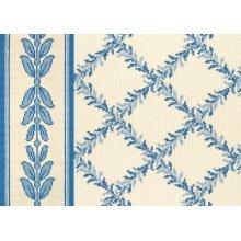 Wexford - Dresden Blue on White 0431/0003