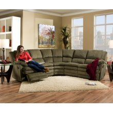 Laf Double Motion Loveseat