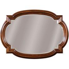 St. Croix Oval Mirror