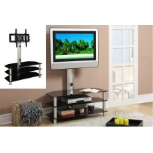 "F4300 / Cat.19.p60- TV STAND UPTO 58""/80LBS TV"
