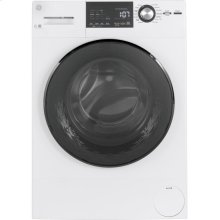 "GE® 24"" 2.4 Cu. Ft. Front Load Washer with Steam"