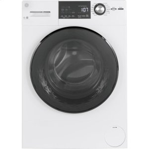 """GE® 24"""" 2.4 Cu. Ft. ENERGY STAR® Front Load Washer with Steam Product Image"""