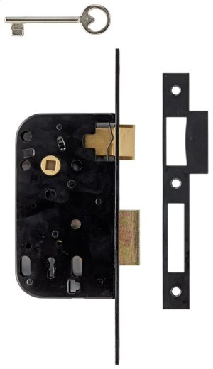 Mortise lock - Privacy with key Product Image