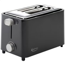 2-Slice Toaster (Black)