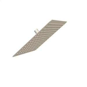 """Urban X shower head XL, 12"""", brushed nickel Product Image"""