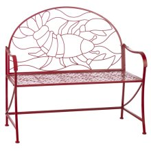 Red Lobster Bench