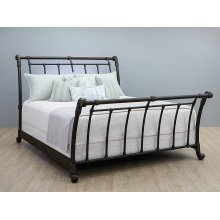 Brookshire Iron Bed