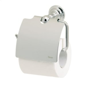 Kingston Toilet Roll Holder With Lid Product Image