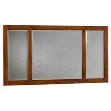 Three Panel Mirror