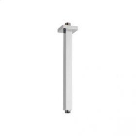Square Ceiling Shower Arm - Polished Chrome