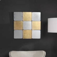 Breena Mirrored Wall Decor