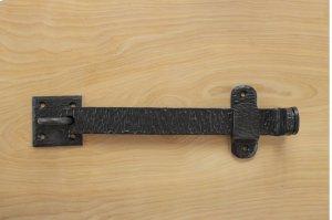 "Black 12"" Gate Bar Latch 543081ESP1 Product Image"