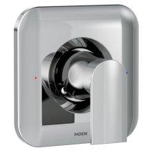 Genta chrome posi-temp® valve trim