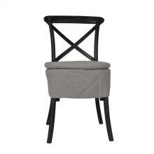 Short X-back Cushion