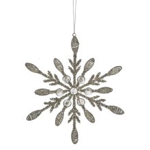 Snowflake Ornament.