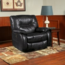 Argus Black Power Recliner