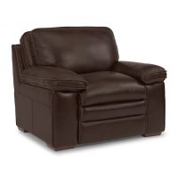 Penthouse Leather Chair Product Image