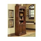 Villa Tuscano Bookcase with Doors Product Image
