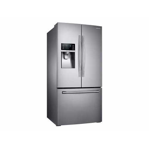 26 cu. ft. 3-Door French Door Refrigerator with CoolSelect Pantry in Stainless Steel