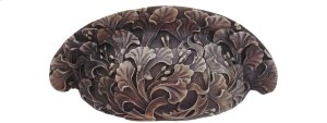 Florid Leaves - Antique Solid Bronze Product Image
