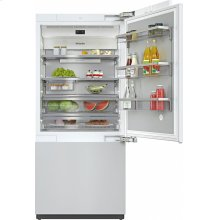 KF 2901 Vi MasterCool fridge-freezer For high-end design and technology on a large scale.