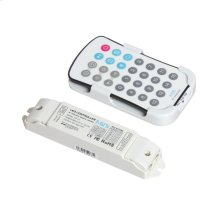 Dc12v Mini Rgb Chaising Strip Remote Controller