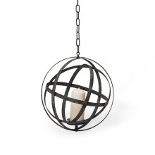 Hanging Orb Votive Holder, Small