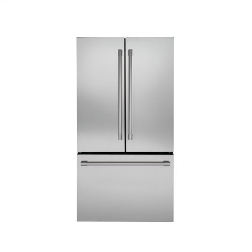 Monogram ENERGY STAR® 23.1 Cu. Ft. Counter-Depth French-Door Refrigerator