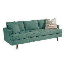 Turquoise MCM Sofa
