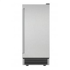 15in Built-in 50lbs Ice Maker In Stainless Steel