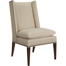 Martin Host Chair with Loose Cushion w/out Arms - Ash