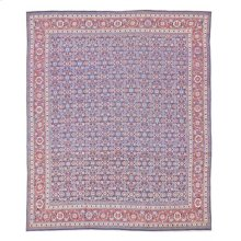 "PER TABRIZ 000031673 IN NAVY 11'-6"" X 13'-7"""