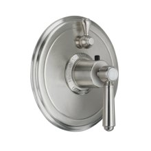 Topanga StyleTherm ® Trim Only with Single Volume Control - Biscuit