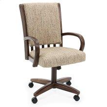 Chair Base: Wide (walnut)