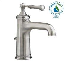 Hatteras Single Lever Lavatory Faucet - Polished Chrome