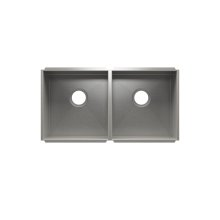 "UrbanEdge® 003653 - undermount stainless steel Kitchen sink , 15"" × 16"" × 8""  15"" × 16"" × 8"""