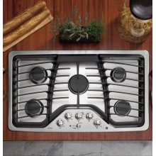 """Profile™ Series 36"""" Built-In Gas Cooktop- Out of Carton"""