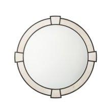Rocky Hill (round) Wall Mirror