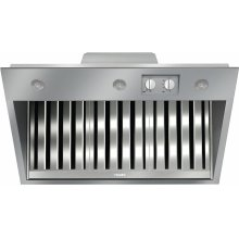 DAR 1130 Insert ventilation hood for perfect combination with Ranges and Rangetops.
