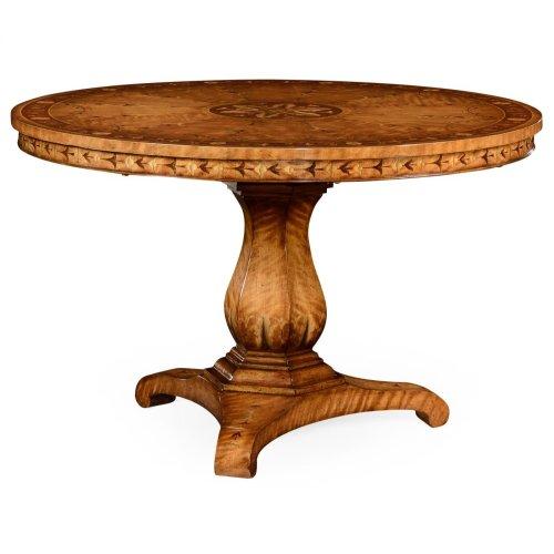 Sheraton Style Flip Top Centre Table