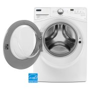 Crosley Front Load Washer : Front Load Washer - White Product Image